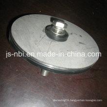 Stainless Steel Flat Plug