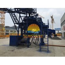 Высокая эффективность ротора центробежная Дробилка машина для производства песка для дробления рок камень
