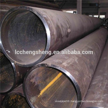 low carbon seamless steel tube hot-rolled steel pipe from Liaocheng China