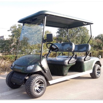 6 Seater Electric Cop Golf Cart