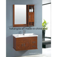 Solid Wood Bathroom Cabinet/ Solid Wood Bathroom Vanity (KD-447)