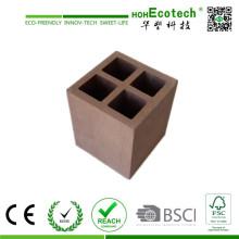 WPC Post/Wood Plastic Pergola Post/Outdoor Pergola Composite Post