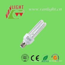 Luzes do milho do diodo emissor de luz da forma de 12W U com lúmen alto