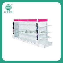 Cosmetic Supermarket Glass Display Shelf (JS-SSN13)