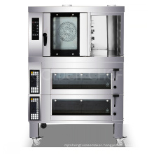 Factory directly sell bakery convection deck oven commercial convection oven bread oven