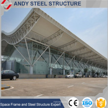 Light Weight High Quality Structural Steel Space Frame Truss Building