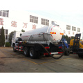 2019 New SINOTRUCK HOWO 6X4 sewage pump truck