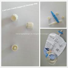 Heparin-Kappe für sterilen Drainagebeutel