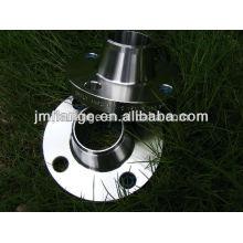 EN, BS и т. Д., JIS, ANSI, DIN стандарт и A105, нержавеющая сталь Материал blrf фланец
