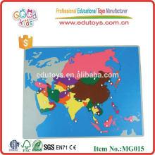 Mapa de enseñanza Recurso de aula de juguete