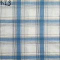 Cotton Poplin Slub Woven Yarn Dyed Fabric for Shirts/Dress Rlsc60-4sb