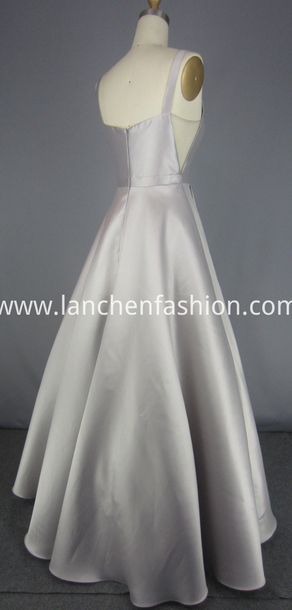 ball gown length
