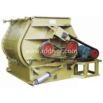 Horizontal Paddle Dry Mortar Mixer
