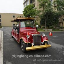 8 personnes / passager / places royablue électrique vintage / voiture classique à vendre