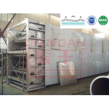 DW Series Multi-Layer Mesh Belt Dryer