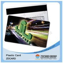 Barcode Carte plastique Carte VIP Carte magnétique