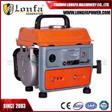 Generador de gasolina eléctrico silencioso 650W