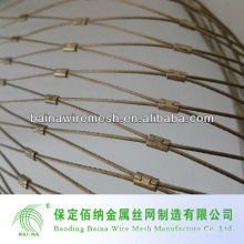 Hebei из нержавеющей стали Wire Rope Mesh Китай производитель