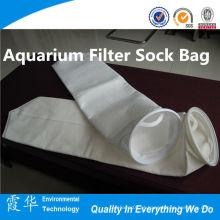 "4 ""x 15"" Aquarium Micron feltro pré filtro saco de peúga"