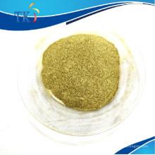 Gold Bronze Powder Pour certaines applications spéciales telles que les emballages de tabac, vin, aliments, boissons, médicaments, jouets pour enfants, etc.