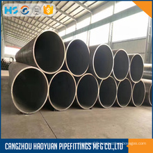 A106GRB Black Welded Round Steel Pipe