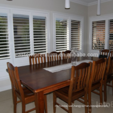 classic design basswood plantation style shutter