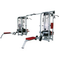 Multi Jungle 8 Stacks Gym Fitness Equipment