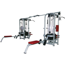 Peralatan Jungle 8 Multi Jungle Gym Fitness Equipment