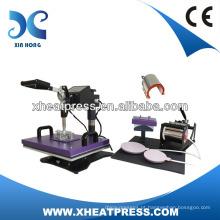 2015 Durable 6 IN 1 Combo Heat Press Machine HP6IN1-2