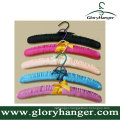 Wholesale Cheap Stain Padded Hanger