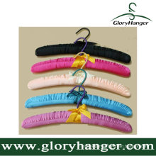 Five Colour Stain Padded Hanger