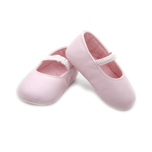 Baby Dress Calçados Infantis Pink Baby Girl Shoes