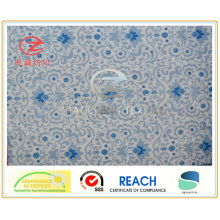 300T Poly Taffeta Old Style Flower Printing (ZCGP071)