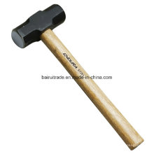 2lb Sledge Hammer with Wooden Handle