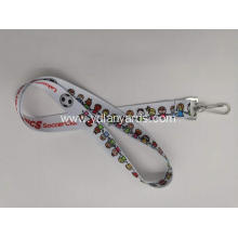 Heat Transfer Printed  Polyester Lanyards
