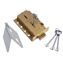 Безопасный замок с ключом-замком, Safe Lock, Al-204