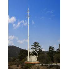 Torre de comunicación integrada