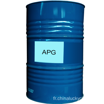Série APG Alkyl polyglucosides