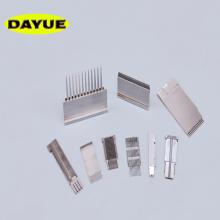 Inserts de cavité de matériau SAARS pour pièces de moule automobile