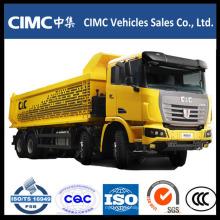 Heavy Duty C & C 8 * 4 Dump Truck