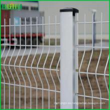Venta caliente alta calidad alambre malla valla cerca de la cancha de tenis