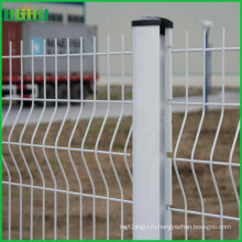 Горячие продажи высокое качество проволочной сетки забор теннисный корт забор