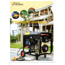 Benzin Schweißgenerator Satz 180A