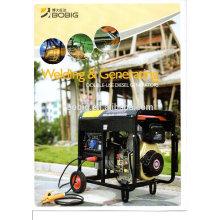 Gerador de solda a gasolina 180A