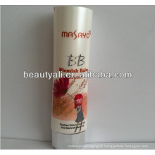cosmetic packaging PE tube with silk-screen printing