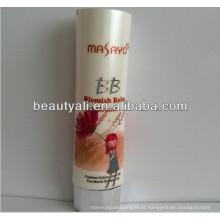 Embalagem de cosméticos PE tubo com impressão serigráfica
