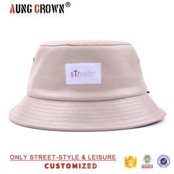 Sombrero americano de encargo al por mayor del casquillo del cubo