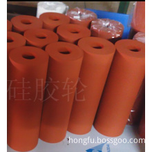 Durable High Temperature Heat Silicone Rubber Roller
