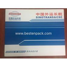 Amplop Logistik Kertas CSC yang Berwarna