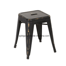 Iron Stool Metal Bar Stool